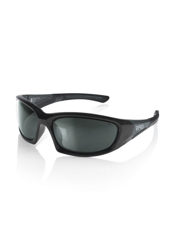 Eyres Bercy Polarised Safety Glasses Smoke Es150ms1pg